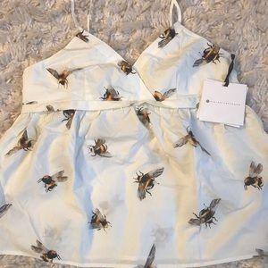 Victoria Beckham Bee Tank